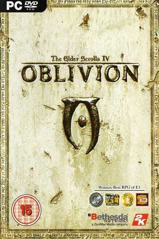 The Elder Scrolls 4 Oblivion