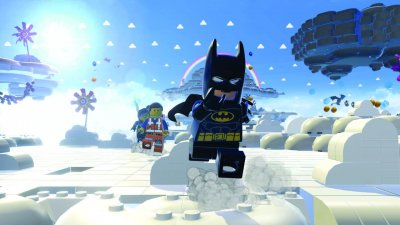The LEGO: Movie Videogame