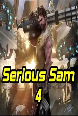 Serious Sam 4 Planet Badass Механики