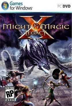 Might and Magic X Legacy