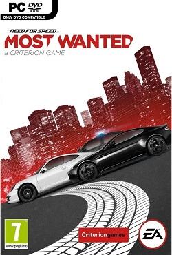 NFS: Most Wanted 2012