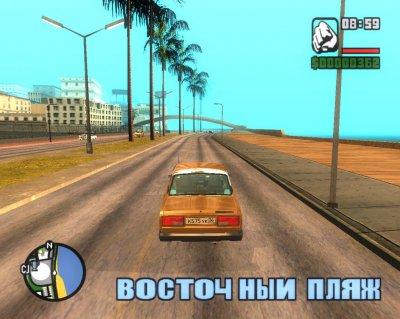 ГТА с русскими машинами