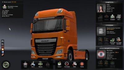Euro Truck Simulator 2 Механики