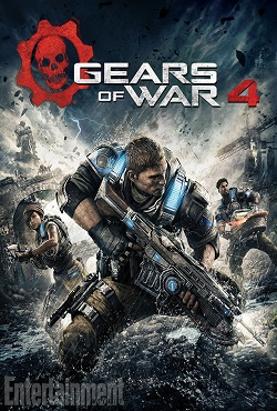 Gears of War 4 RePack Xatab
