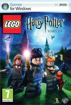 Лего Гарри Поттер 1-4