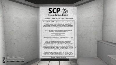 SCP: Containment Breach
