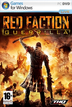 Red Faction Guerrilla Механики