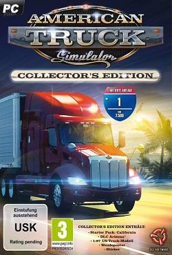 American Truck Simulator Механики