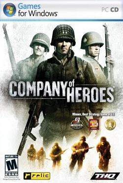 Company of Heroes Механики