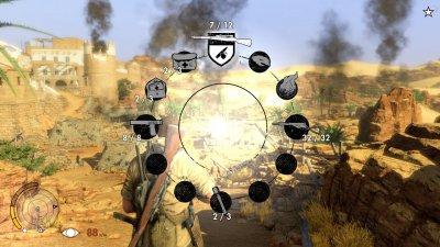 Снайпер Элит 3 Механики