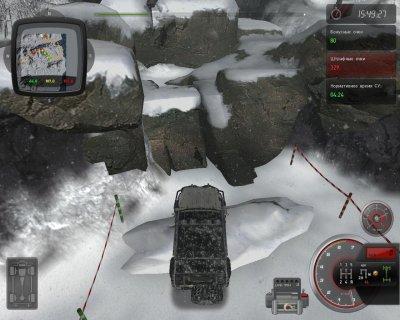 Полный привод 2 УАЗ 4x4