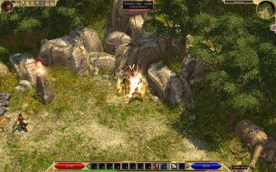 Titan Quest Anniversary Edition Механики