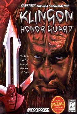 Star Trek Klingon Honor Guard