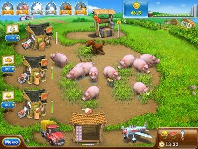 Веселая Ферма 1