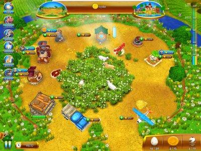 Веселая Ферма 4