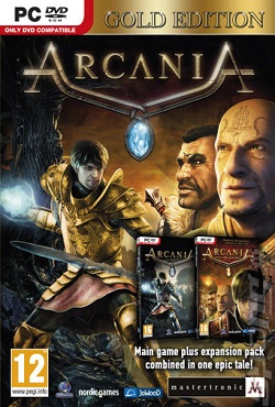 Arcania Gothic 4 Механики