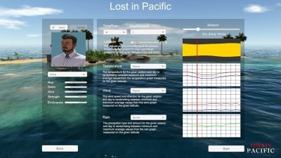 Lost in Pacific