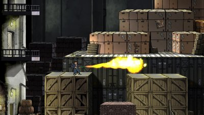 Guns Gore and Cannoli 2 Механики