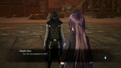 Sword Art Online Fatal Bullet