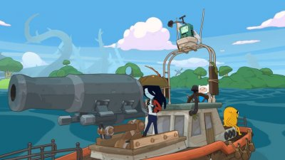 Adventure Time Pirates of the Enchiridion