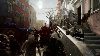 Overkill's The Walking Dead Механики