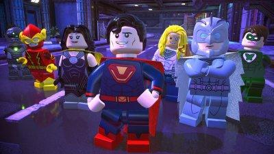 LEGO DC Суперзлодеи