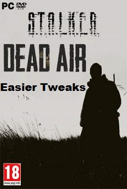 Stalker Dead Air Easier Tweaks