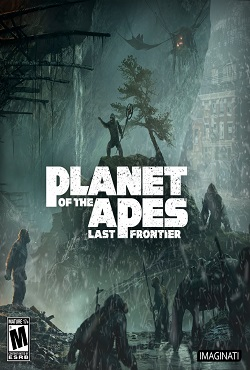 Planet of the Apes Last Frontier