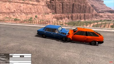 Beamng Drive много машин