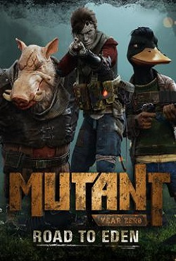 Mutant Year Zero Road to Eden Механики