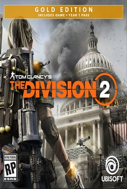 Tom Clancys The Division 2 RePack Xatab