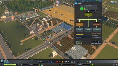 Cities Skylines Industries