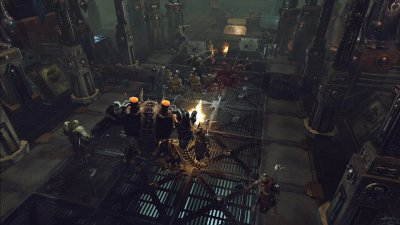 Warhammer 40000 Inquisitor Martyr от Xatab