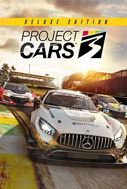 Project CARS 3 RePack Xatab