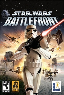 Star Wars Battlefront 1 (2004)